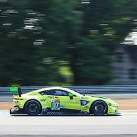 #97, Aston Martin Racing, Aston Martin Vantage AMR, LMGTE Pro, driven by: Alex Lynn, Maxime Martin, Jonathan Adam, 24 Heures Du Mans  2018, , 16/06/2018,