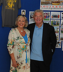 Pictured at the Louisburgh Twinning event last week, Maggie and John Gibbons<br /> Pic Conor McKeown