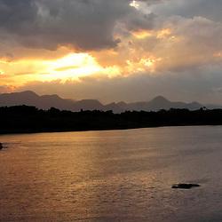 """""""Lagoa de Caraís (Paisagem) fotografado em Guarapari, Espírito Santo -  Sudeste do Brasil. Bioma Mata Atlântica. Registro feito em 2006.<br /> <br /> <br /> ENGLISH: Lagoon of Caraís photographed in Guarapari, Espírito Santo - Southeast of Brazil. Atlantic Forest Biome. Picture made in 2006."""""""
