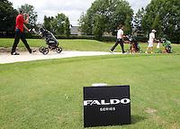 EEMNES - golfers onderweg  Faldo serie op Golfclub de Goyer. COPYRIGHT KOEN SUYK