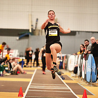 Lorena Heubach, Dalhousie,2019 U SPORTS Track and Field Championships on Thu Mar 07 at James Daly Fieldhouse. Credit: Arthur Ward/Arthur Images
