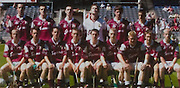 All Ireland Senior Hurling Championship - Final,.14092003AISHCF,.14.09.2003, 09.14.2003, 9th September 2003,.Senior Kilkenny 1-14, Cork 1-11,.Minor Kilkenny 2-16, Galway 2-15,.Croke Park, ..Galway , A Ryan, T Linnane, G Mahon, D Kennedy, D Ryan, J Lee, R Whyte, C Burke, D Kelly, N Callanan, D Garvey, N Coleman, D Reilly, A Callanan, N Healy, Subs , E Fenton for Burke, K Hynes for Coleman,.