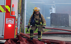 Auckland-Fire crews attend house fire in Arapuni Avenue, Onehunga