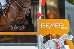MÜLLER Antonia (GER), Cleveland v.<br /> Paderborn - OWL Challenge 5. Etappe BEMER Riders Tour 2019<br /> SPOOKS-Amateur Trophy - Large Tour <br /> Zwei-Phasen Springprüfung, international <br /> Finale Heinzelmännchen Young Riders Amateur Cup 2019<br /> 14. September 2019<br /> © www.sportfotos-lafrentz.de/Stefan Lafrentz