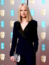 Victoria Magrath attending the 72nd British Academy Film Awards held at the Royal Albert Hall, Kensington Gore, Kensington, London.