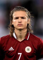 Latvia's Ingars Stuglis