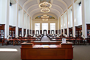 Interior of the Nashville TN public library