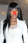Naomi Campbell Lights Empire State Building