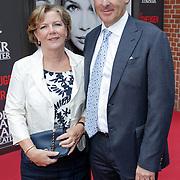 NLD/Amsterdam/20120617 - Premiere Het Geheugen van Water, Henk Kiviet en partner