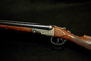 Parker Brothers GH Grade double barreled shotgun