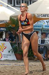 30-06-2000 NED: Beach Masters Tournooi, Apeldoorn<br /> Marrit Leenstra
