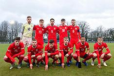2018-11-20 Wales U19 v San Marino U19