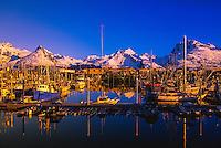 Harbor, Valdez, Alaska