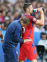 2016.06.20 Saint-Etienne<br /> Pilka nozna Euro 2016<br /> mecz grupy C Slowacja - Anglia<br /> N/z Gary Cahill<br /> Foto Lukasz Laskowski / PressFocus<br /> <br /> 2016.06.20 Saint-Etienne<br /> Football UEFA Euro 2016 group C game between Slovaki and England<br /> Gary Cahill<br /> Credit: Lukasz Laskowski / PressFocus