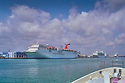 Port of Miami,The Intracoastal Waterway is a 3,000-mile (4,800-km) waterway along the Atlantic Coast