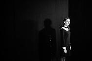 16022016. Théâtre La Comedia. Emission Un soir avec... animé par Nikos Aliagas. Jain.
