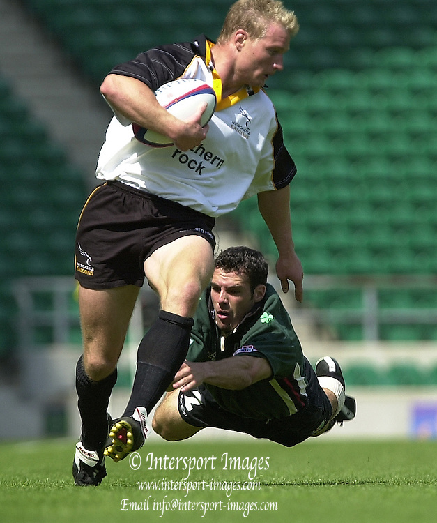 Photo Peter Spurrier.17/08/2002.Middlesex Charity Sevens - Twickenham...