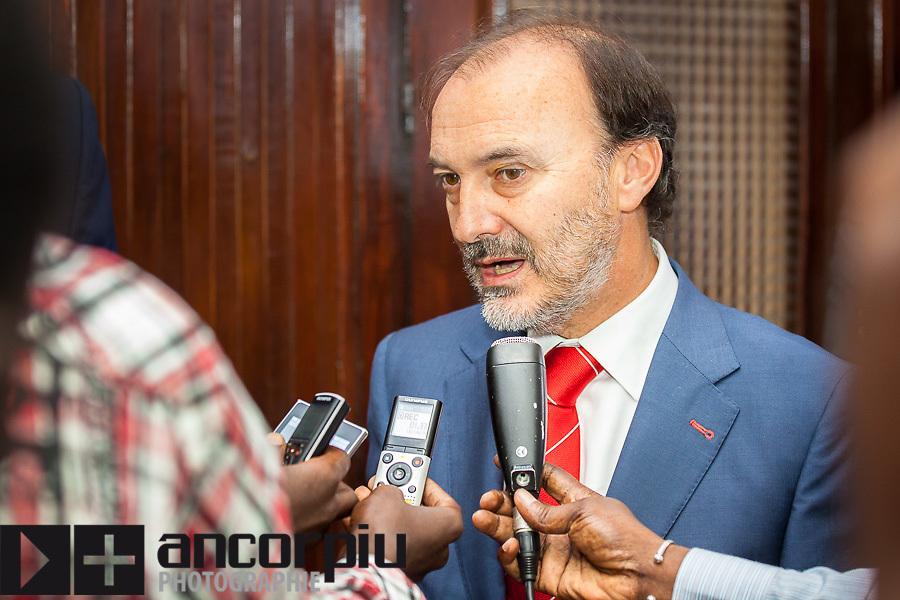 Jesus Manuel Gracia Aldaz, Secrétaire d'Etat Coopération Espagnole / Secretary of State for the Spanish Cooperation / Secretario de Estado de Cooperación (SECIPI)