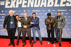 AUG 06 2014 The Expendables 3 German Premiere
