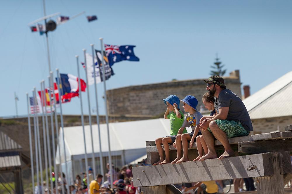 5th March 2016. Fremantle, WA. World Match Racing Tour.