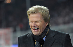 FUSSBALL  CHAMPIONS LEAGUE  ACHTELFINALE  HINSPIEL  2012/2013      FC Bayern Muenchen - FC Arsenal London     13.03.2013 TV-Experte Oliver Kahn