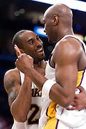 Lakers vs Timberwolves 3-18-07
