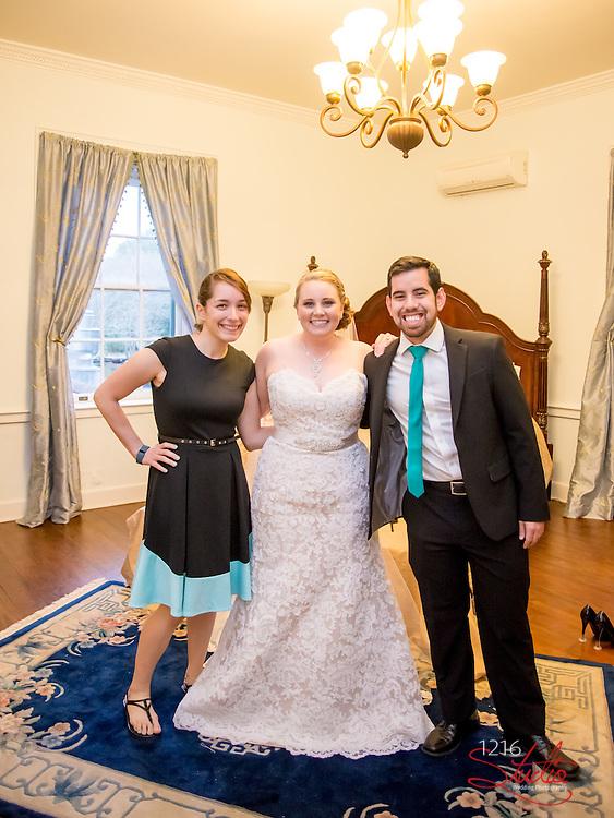 Corey & Katelyn Wedding Photography Samples | Ormond Plantation | 1216 Studio Wedding Photography
