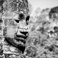 Angkor b/w
