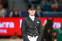 Von Bredow-Werndl Jessica, (GER)Grand Prix Freestyle<br /> Reem Acra FEI World Cup Dressage - Goteborg 2016<br /> © Hippo Foto - Dirk Caremans<br /> 27/03/16