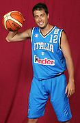 26/07/2005<br /> POSATI NAZIONALE ITALIANA MASCHILE <br /> NELLA FOTO: MASSIMO BULLERI<br /> FOTO CIAMILLO