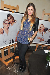AMBER LE BON at The Great Initiative event in association with jewellers Boodles held at The Corinthia Hotel, London on 6th November 2012.