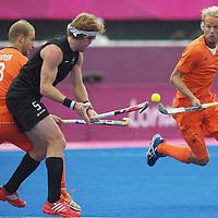Netherlands v New Zealand