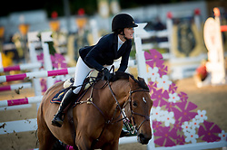 Springsteen Jessica, USA, Davendy S<br /> CSI5* Jumping<br /> Royal Windsor Horse Show<br /> © Hippo Foto - Jon Stroud