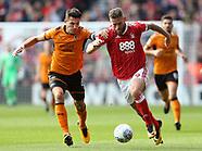Nottingham Forest v Wolverhampton Wanderers - 16 Sept 2017