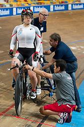 KANUMA Yurie Pilot:  TANAKA Mai, JPN, Pursuit Finals , 2015 UCI Para-Cycling Track World Championships, Apeldoorn, Netherlands