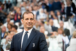 October 20, 2018 - Turin, Piedmont, Italy - Massimiliano Allegri the head coach of Juventus during the Serie A match between Juventus and Genoa at the Allianz Stadium, the final score was 1-1 in Turin, Italy on 20 October 2018. (Credit Image: © Alberto Gandolfo/Pacific Press via ZUMA Wire)