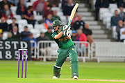 Steven Mullaney during the Natwest T20 Blast North Group match between Nottinghamshire County Cricket Club and Worcestershire County Cricket Club at Trent Bridge, West Bridgford, United Kingdom on 26 July 2017. Photo by Simon Trafford.