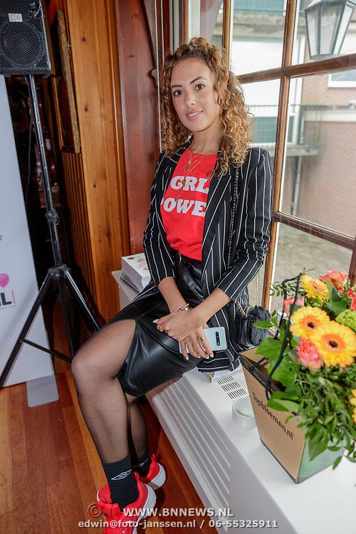 NLD/Netherlands/20190506 - 100%NL Magazine viert 10 Jarig jubileum, Zoey Ivory