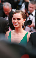 Natalie Portman at the gala screening for the film Sicario at the 68th Cannes Film Festival, Tuesday May 19th 2015, Cannes, France.