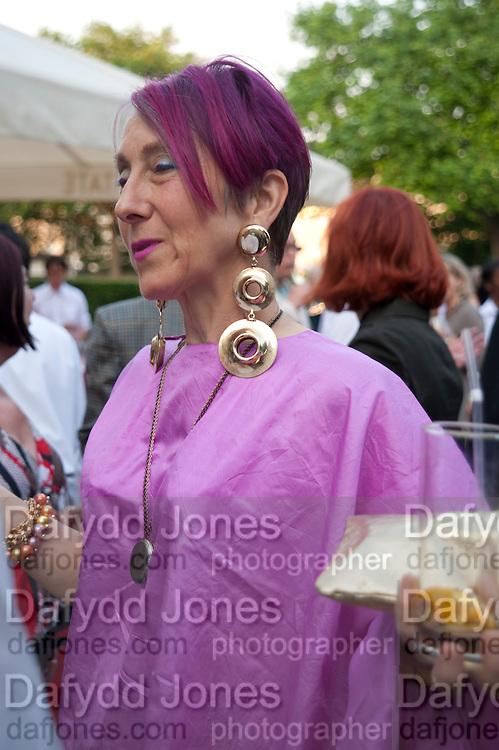 SILVIA ZIRANEK, Tate Britain Summer Party 2009. Millbank. London. 29 June 2009