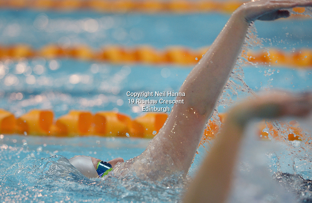 British Para-Swimming International Meet 2016, Tollcross Swimming Centre, Glasgow.<br /> <br /> Event 201 Womens MC 100m Backstroke <br /> <br /> Amy Macfarlane<br /> <br />  Neil Hanna Photography<br /> www.neilhannaphotography.co.uk<br /> 07702 246823
