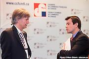 8e Forum Venture Capital 8th forum - organisé par la CCFC, Chambre de commerce française au<br /> Canada /  Hôtel Intercontinental / Montreal / Canada / 2012-03-19, © Photo Marc Gibert / adecom.ca