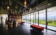 Tasting room, Tantalus Vineyards, Kelowna BC