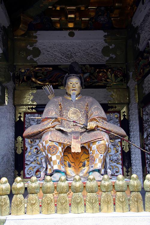 Asia, Japan, Nikko. Toshogu Shrine.