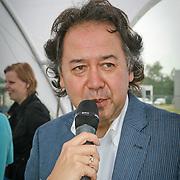Joop Munsterman aanwezig bij Good Cause Rally 2012