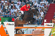 Beezie Madden - Casall la Silla<br /> Alltech FEI World Equestrian Games™ 2014 - Normandy, France.<br /> © DigiShots