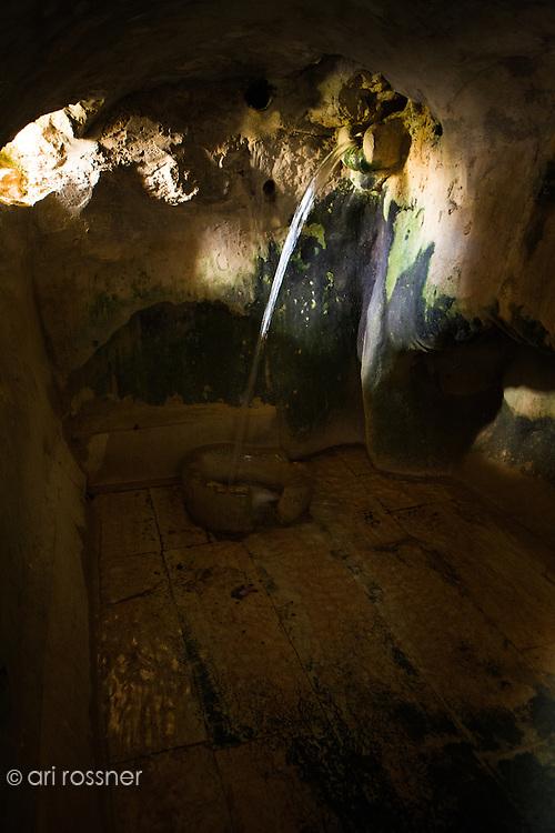 , caneaux d'ir, canaux d'irrigation du temps des romains