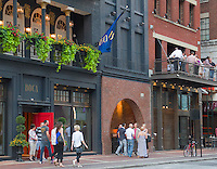Downtown Cincinnati Businesses Boca Sotto and Igbys