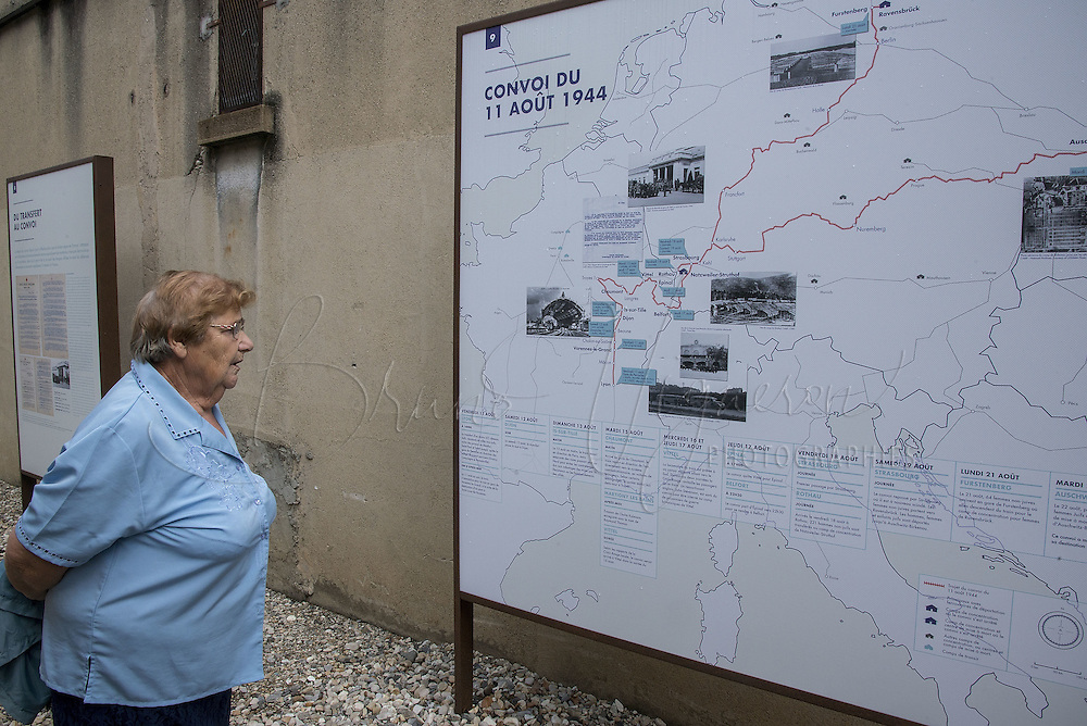 The last survivors: Mme Andr&eacute;e Gaillard<br />