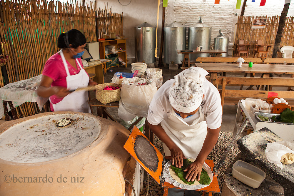 Oaxaca in southwestern Mexico is considered one of the culinary capitals of Mexico. The mountainous state is home to one of the largest indigenous populations in Mexico, which has created a rich and diverse cuisine. Oaxacan food has made its mark on the global food map and drawn praise from international food experts and chefs -- and is one of the key reasons many foreign and local tourists visit the region. The story would feature interviews with local chefs, including a female chef from the Zapotecas indigenous group who is trying to preserve the pre-hispanic cooking style and a male chef who owns the most expensive and most famous restaurant in Oaxacca, plus a woman who runs a cooking school and local tourists. Lots of colour and incredible dishes.